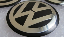 Volkswagen naafdop Stickers 90mm_img